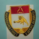 US ARMY 1st BRIGADE 3rd INFANTRY DIVISION STB 3 MILITARY PATCH WARRIORS FIRST