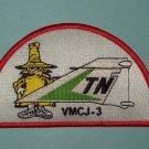 USMC VMCJ-3 COMPOSITE RECONNAISSANCE SQUAD PHANTOM TAIL MILITARY PATCH - SPOOK