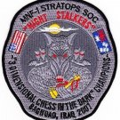ARMY 160th Spec Ops Aviation Regiment Military Patch MNF-1 STRATOPS NIGHTSTALKER