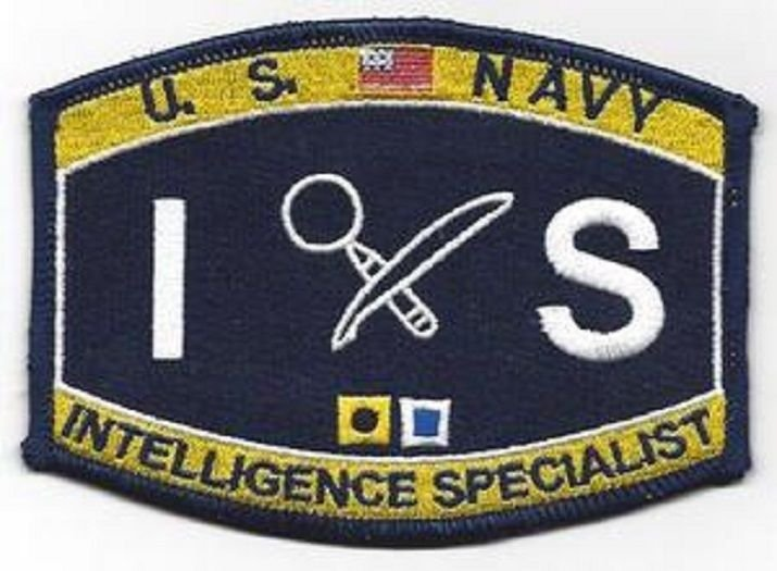 united states navy intelligence specialist ratings patch is military patch navy intelligence specialist