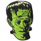 GREEN FRANKENSTEIN Cult Classic Monster Movie Horror Film Patch