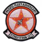 NAVY VFA-127 AVIATION STRIKE ATTACK FIGHTER SQUAD MILITARY PATCH STRKFITRON 127