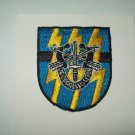 12th Special Forces Group Flash Patch with Crest SFG - MILITARY PATCH