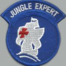 UNITED STATES ARMY JUNGLE EXPERT MILITARY PATCH