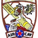 ARMY 1st BN 227th Avn Attack Recon Reg 1st Air Cavalry Military Patch AVENGERS