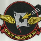 US NAVY VA-152 Aviation Attack Squadron One Five Two Military Patch FIGHTING ACE