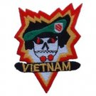 ***MAC V SOG VIETNAM  -  MILITARY PATCH***