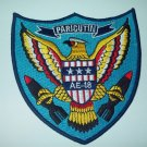 (AE 18) USS PARICUTIN AMMUNITION SHIP MILITARY PATCH
