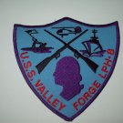 VALLEY FORGE LPH-8 Amphibious Assault Helicopter Ship MILITARY PATCH