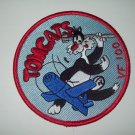 VF-100 TOMCATS US Navy Aviation Fighter Squadron Military Patch