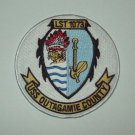 LST-1073 USS OUTAGAMIE COUNTY LST-542-Class Tank Landing Ship Military Patch