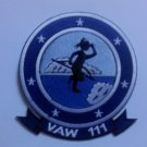VAW-111 Aviation Carrier Early Warning Squadron GRAY BERETS Military Patch