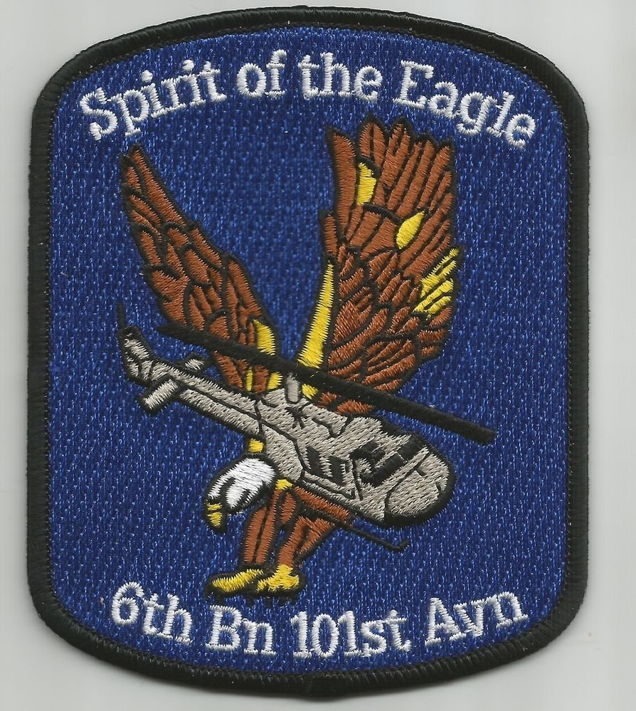 101st military police battalion patches