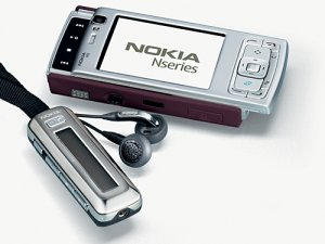 Brand New Unlocked Nokia N95 GSM Cell Phone