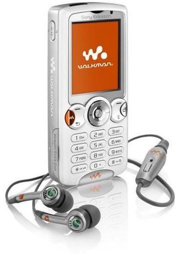 Sony Ericsson W810i White QuadBand GSM World Phone (Unlocked)
