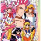 Sailor Moon Super S World 4 Carddass EX4 Regular Card - N31
