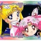 Sailor Moon Super S World 4 Carddass EX4 Regular Card - N14
