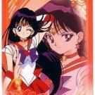 Sailor Moon Super S World 4 Carddass EX4 Regular Card - N4