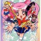 Sailor Moon Super S World 4 Carddass EX4 Regular Card - N36
