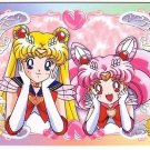 Sailor Moon Super S World 4 Carddass EX4 Regular Card - N26