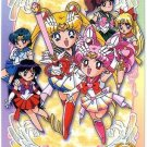 Sailor Moon Super S World 4 Carddass EX4 Regular Card - N32