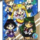 Sailor Moon Stars Graffiti 9 Regular Card #40
