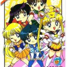 Sailor Moon Stars Graffiti 9 Regular Card #41