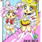 Sailor Moon Stars Graffiti 9 Regular Card #35