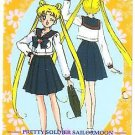 Sailor Moon Stars Pull Pack PP 14 Regular Card #713
