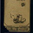 Ah My Goddess Metal Etching Part 1 Card #13