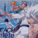 Bleach Soul Plate Clear Card Collection Part 1 - Renji Ichida
