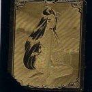Ah My Goddess Metal Etching Part 2 Card #4