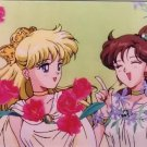Sailor Moon Seika Note Movic Photo Card #0894-D