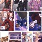 Tokimeki Memorial Girl's Side Trading Cards- Shiki Lot