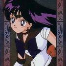 Sailor Moon Super S Bromide 6 Special Foil Card #188
