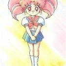 Sailor Moon R Bromide 4 Regular Card #138