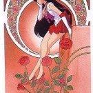 Sailor Moon R Scented Idol Card #0893-C - Mars