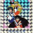 Sailor Moon R Hero 1 Foil Prism Card #149