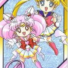Sailor Moon Super S Graffiti 8 Regular Card #14
