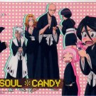 Bleach Soul Plate Clear Card Collection Part 3 - Shinigami