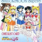 Sailor Moon 5th Anniversary Checklist #4