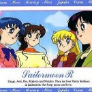 Sailor Moon R Hero 1 Regular Card #69