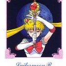 Sailor Moon R Hero 1 Regular Card #85