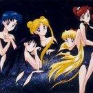 Sailor Moon Seika Note Movic Photo Card #0793B