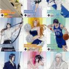 Bleach Clear Card Collection 5 Special Complete SP Set 15 Cards