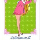 Sailor Moon R Hero 1 Regular Card #100
