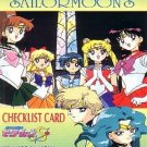 Sailor Moon 5th Anniversary Checklist #3