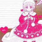 Cardcaptor Sakura Doujinshi Stationary Letter Sheet #11 Lot