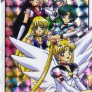 Sailor Moon Stars Graffiti 9 Prism Card #23