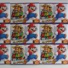 Japan Nintendo Super Mario Bros. 3D Land Card Packs of 11